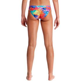 Funkita Hipster Brief Bikini Kobiety kolorowy